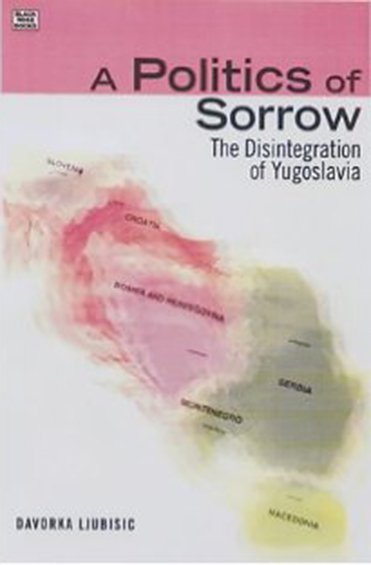 Politics of Sorrow cover