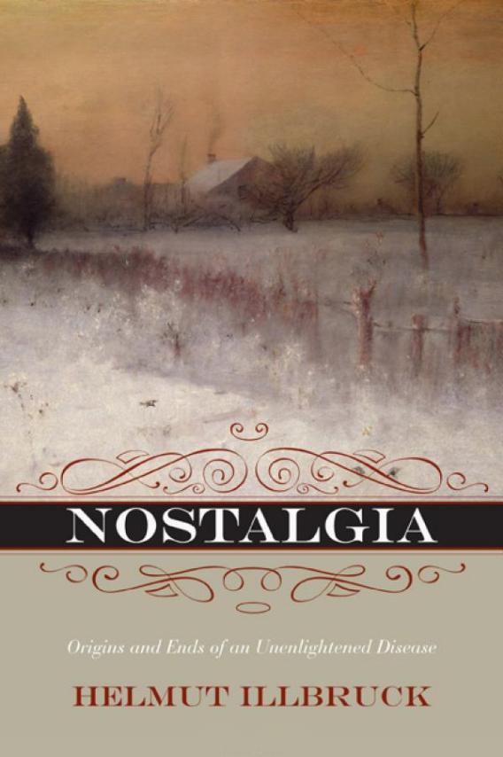 Nostalgia...Unenlightened Disease - Cover
