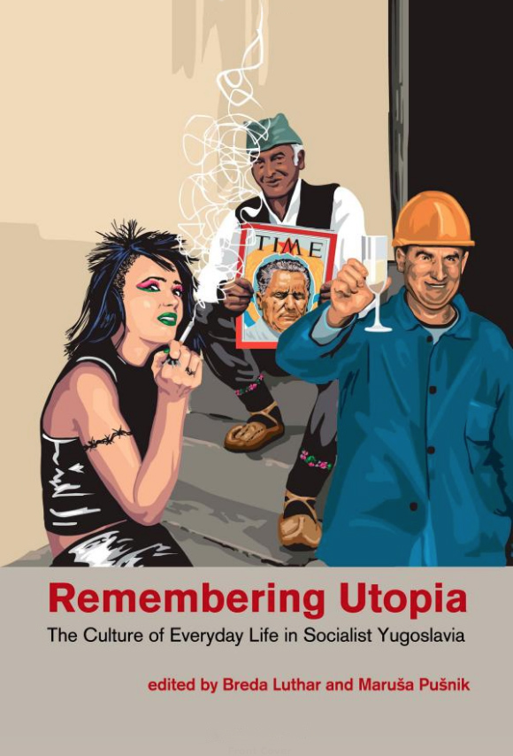 Remembering Utopia - Cover