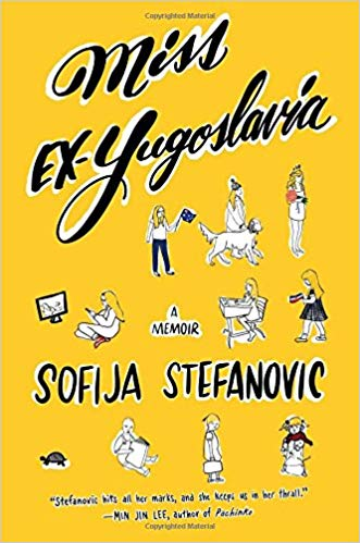 Miss Ex-Yugoslavia - Cover