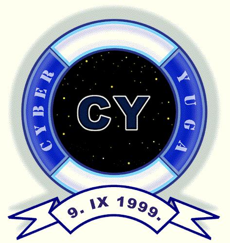 Cyber Yugoslavia Crest