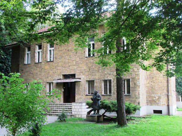 Jajce - AVNOJ Museum