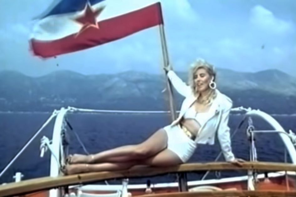 Lepa Brena Jugoslovenka Video