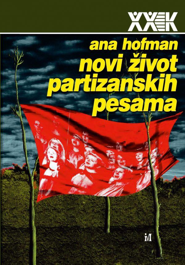 Novi zivot partizanskih pesama - Cover