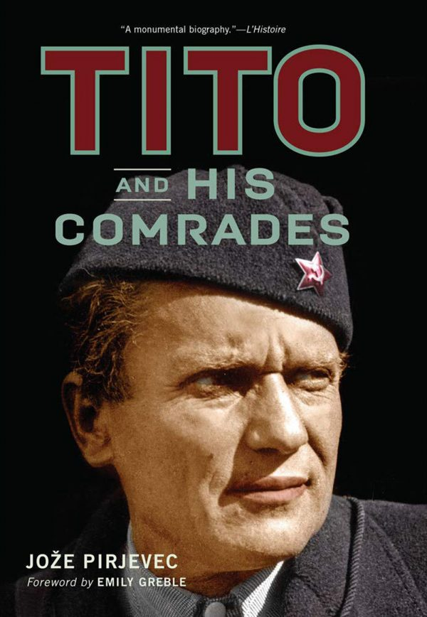 Tito and His Comrades - Cover