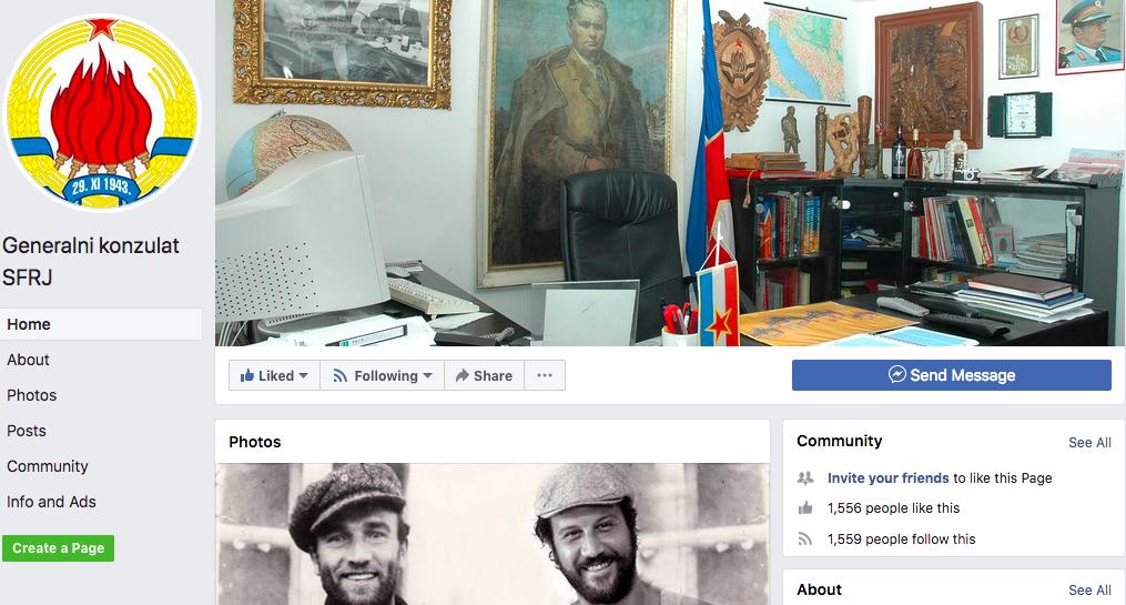Generalni konzulat SFRJ