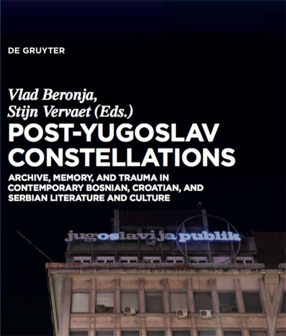 Post-Yugoslav Constellation - Cover