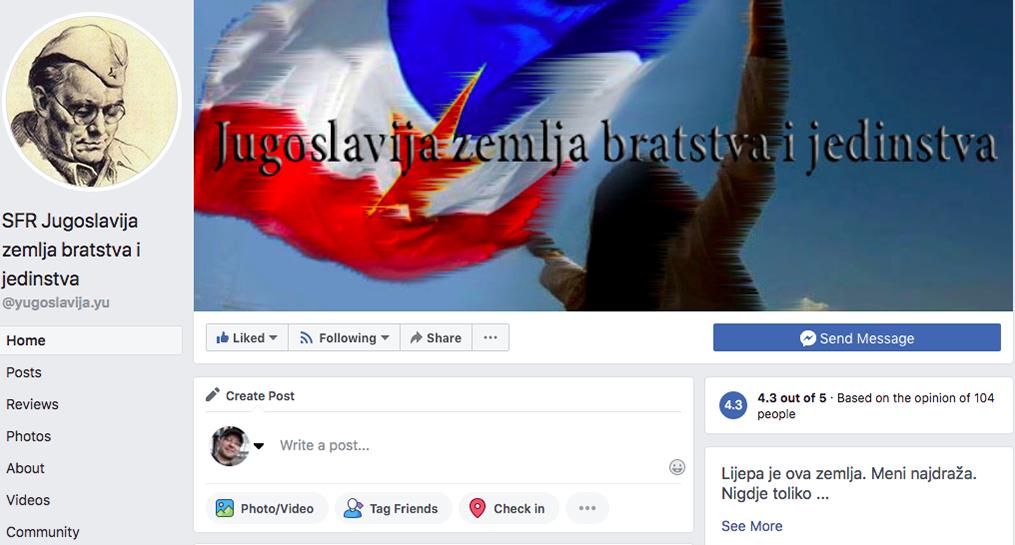 SFR Jugoslavia zemlja
