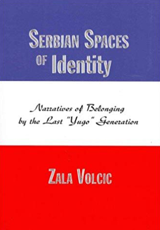 Serbian Spaces of Identity - Cover