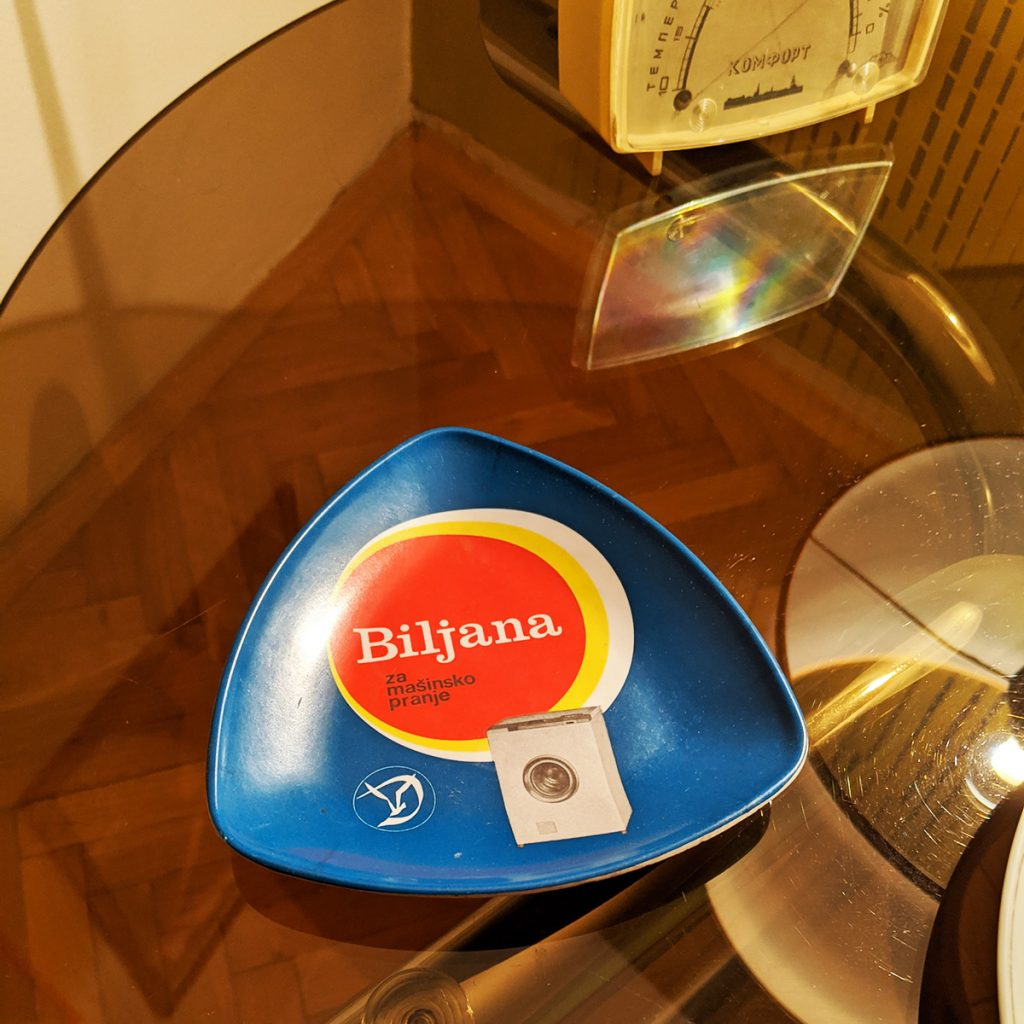 Yugodom - Biljana ashtray