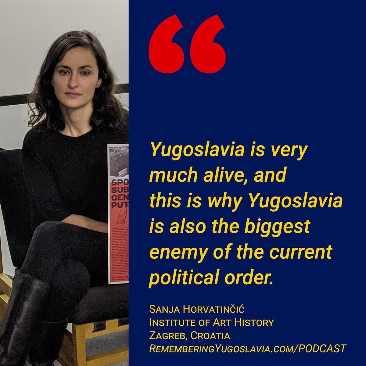 Sanja Horvatincic
