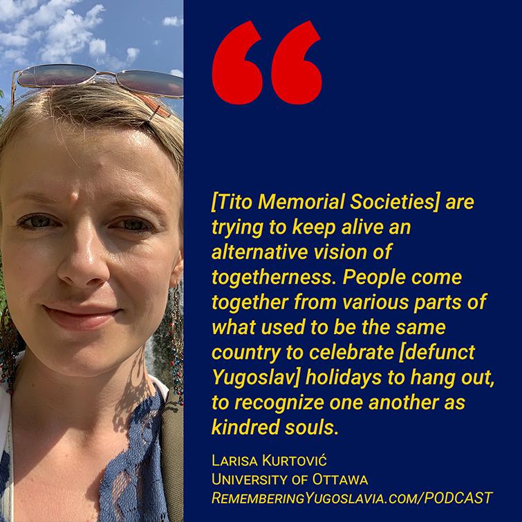 Larisa Kurtovic Quote