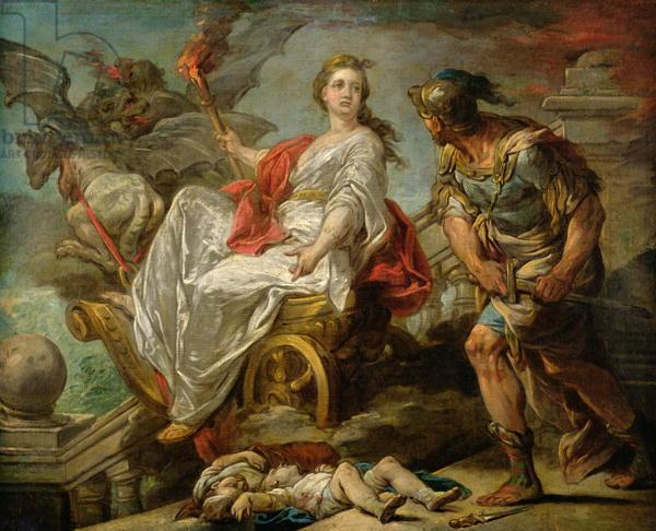 Jason and Medea by Carle van Loo