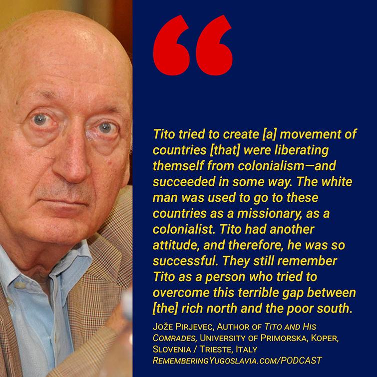 Tito biographers - Joze Pirjevec