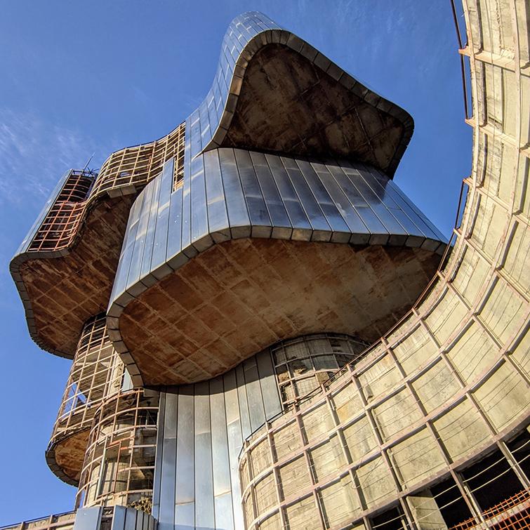 Petrova Gora Building