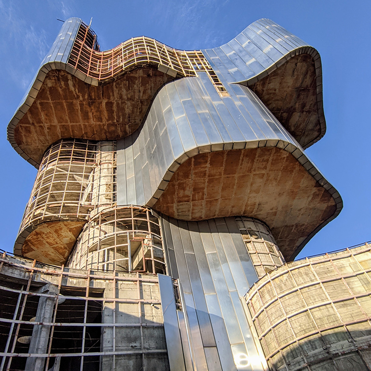 Petrova Gora Monument Building