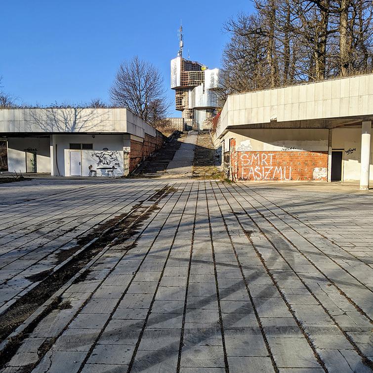 Petrova Gora Monument Plaza