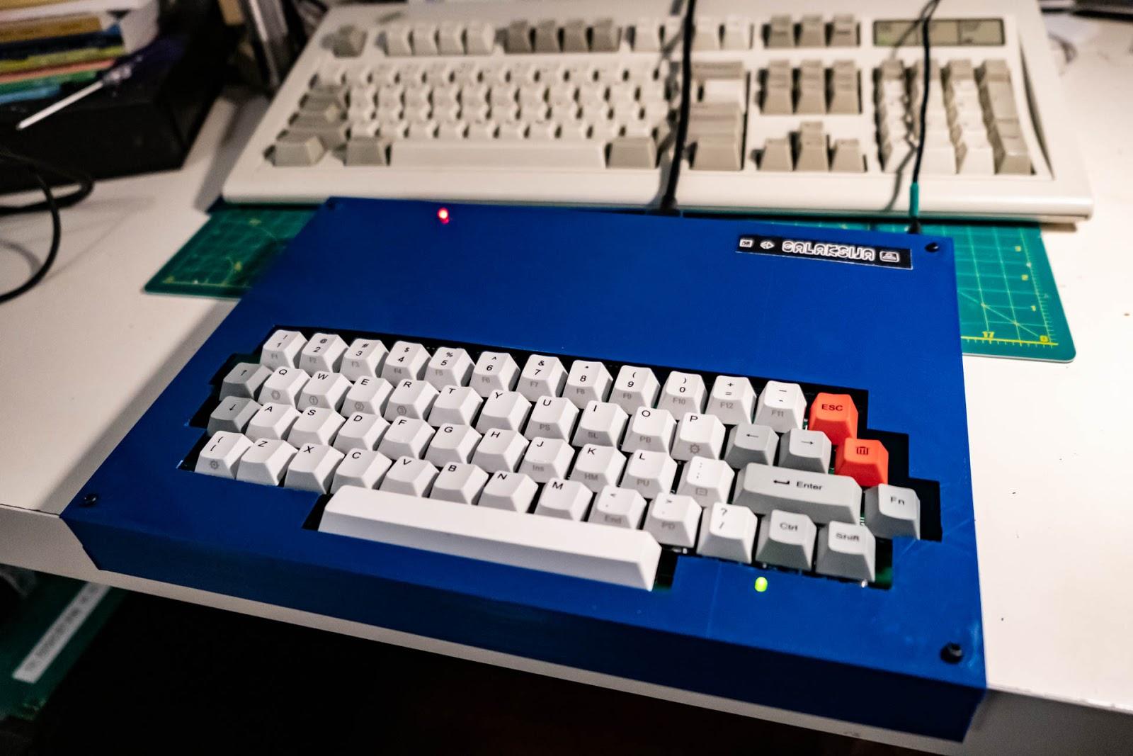 Vlado Vinces Galaksija computer