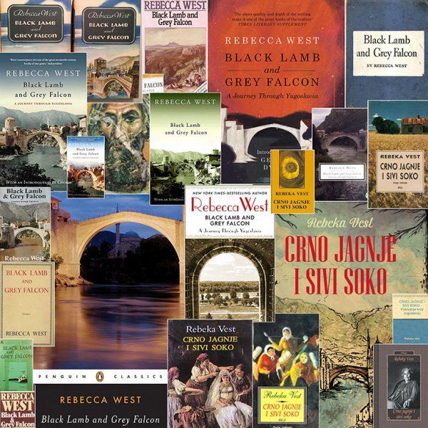 Black Lamb and Grey Falcon - Mosaic of Book Covers