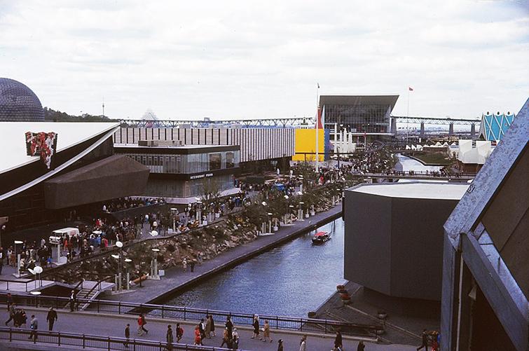 Czechoslovakia pavilion at Expo 67